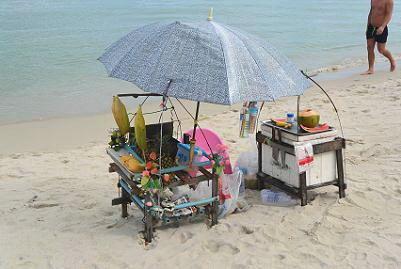 サムイ島のチャウエンビーチ14