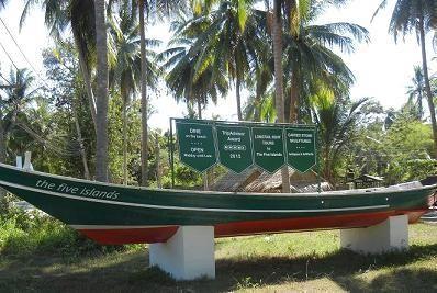 サムイ島のサンセットビーチ24