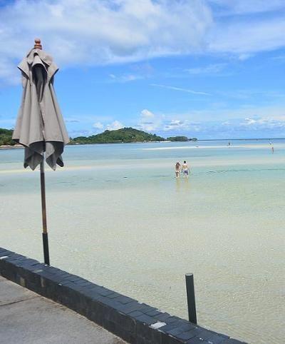 サムイ島 カーサ デ マールのビーチ18