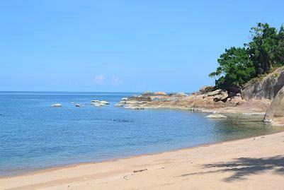 サムイ島のコーラルビーチ14