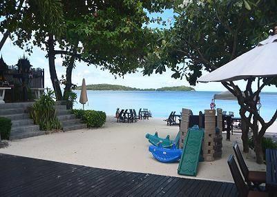 サムイ島のチャウエンビーチ北06
