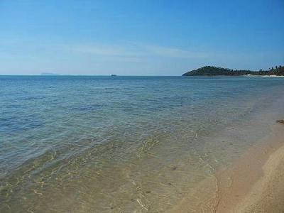 サムイ島の写真・サンセットビーチ019