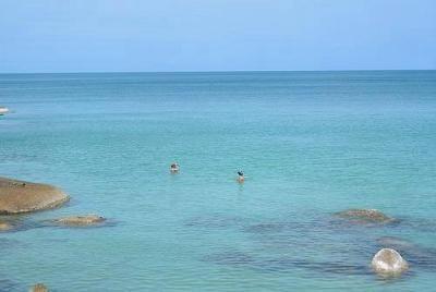 サムイ島のビーチ、クリスタルビーチ06