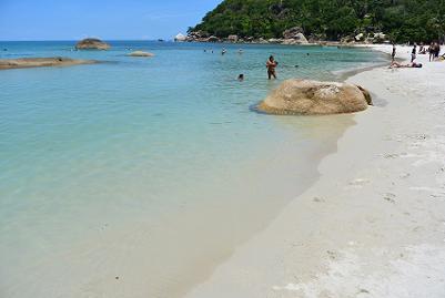 サムイ島のクリスタルビーチ14