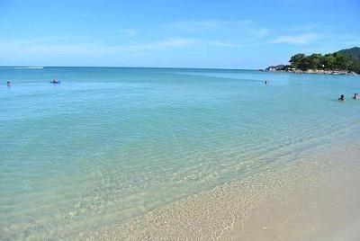 サムイ島のチャウエンビーチ32