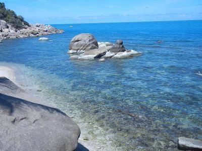 サムイ島シーラワディーのビーチ05