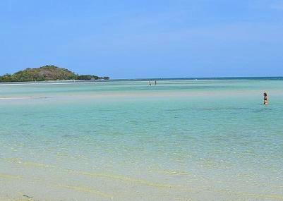 サムイ島カンダブリのビーチ10