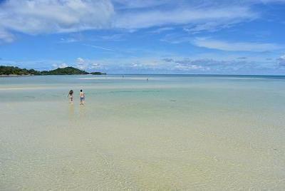 サムイ島 カーサ デ マールのビーチ16