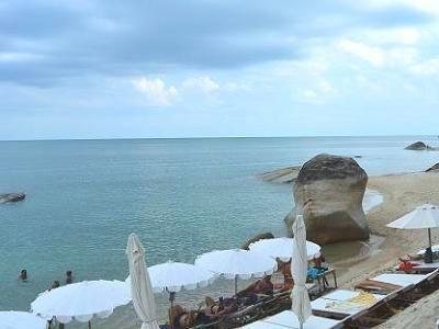 サムイ島ラマイビーチ1