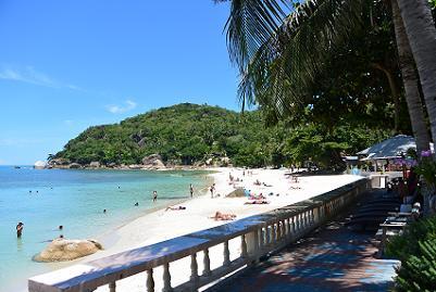 サムイ島のクリスタルビーチ6