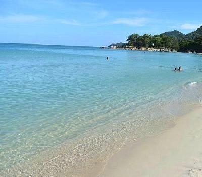 サムイ島のチャウエンビーチ33