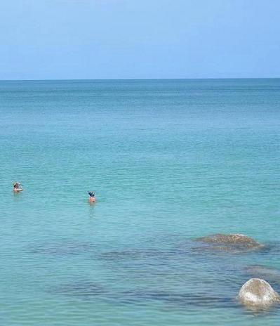 サムイ島のビーチ、クリスタルビーチ07
