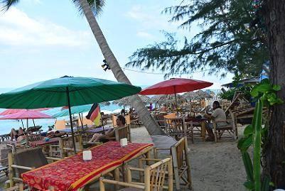 サムイ島のラマイビーチ26