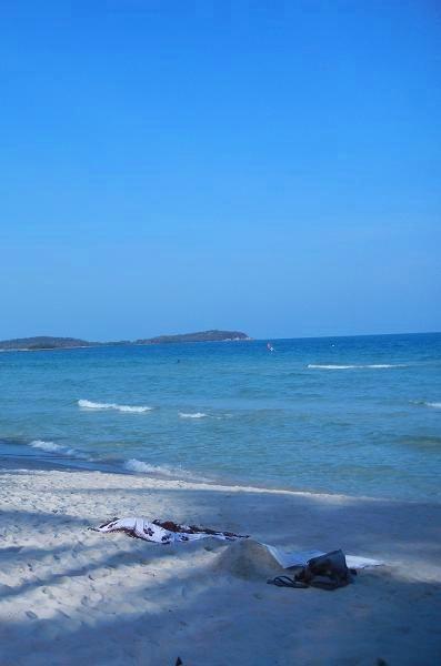 サムイ島のビーチ、モンキーベイ13