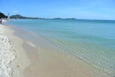 サムイ島のチャウエンビーチ30