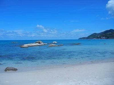 サムイ島のチャウエンノイビーチ011