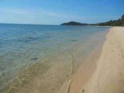 サムイ島の写真・サンセットビーチ012