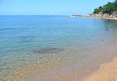 サムイ島のコーラルビーチ12