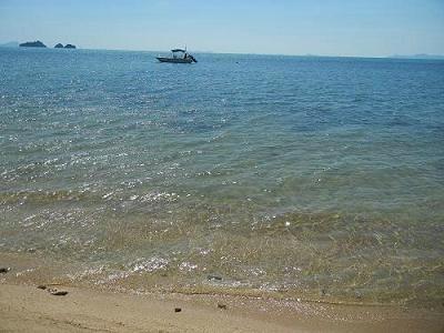 サムイ島の写真・サンセットビーチ008