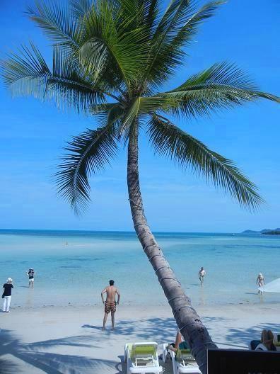 サムイ島カンダブリのビーチ15