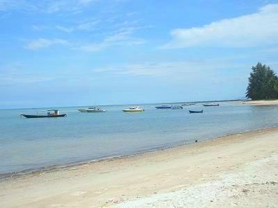 サムイ島フワタノンのビーチ2