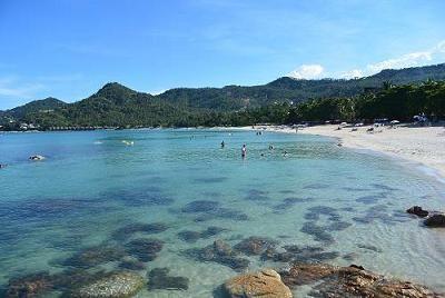 サムイ島の美しいビーチ13