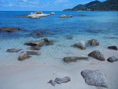 サムイ島のチャウエンノイビーチ017
