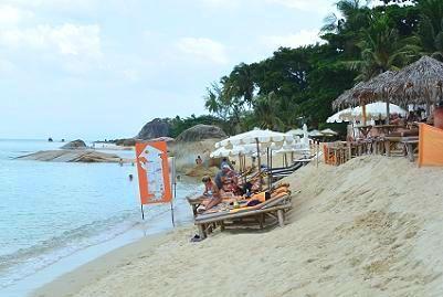 サムイ島のラマイビーチ28