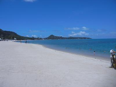 サムイ島ラマイビーチ42