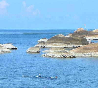 サムイ島のコーラルビーチ15