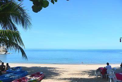 サムイ島のコーラルビーチ04