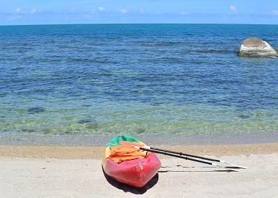 サムイ島シーラワディーのビーチ20