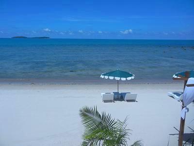 サムイ島の美しいビーチ8