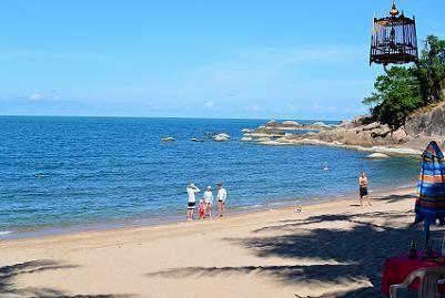 サムイ島のビーチ、コーラルベイ14