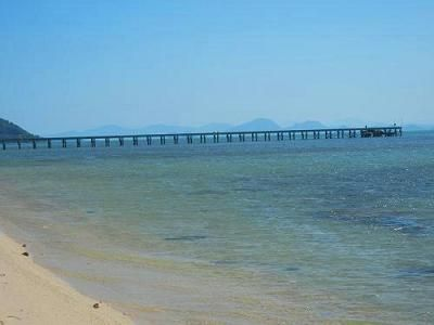 サムイ島の写真・サンセットビーチ029