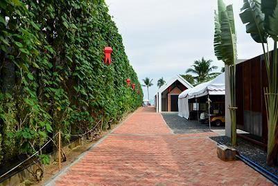 サムイ島のビーチクラブ3
