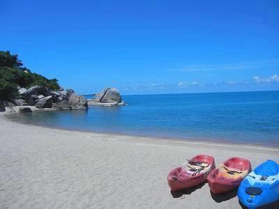 サムイ島のビーチ4