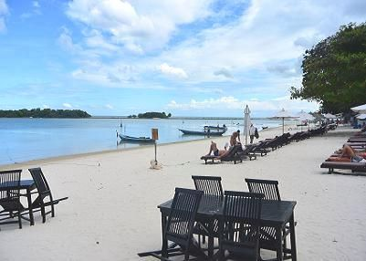 サムイ島のチャウエンビーチ北09