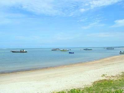 サムイ島フワタノンのビーチ1