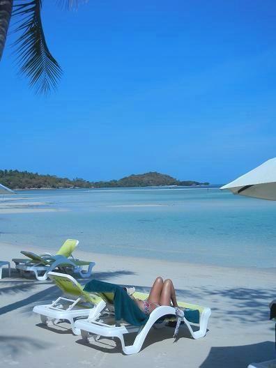 サムイ島カンダブリのビーチ18
