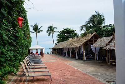 サムイ島のビーチクラブ4