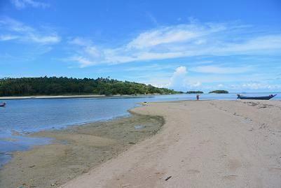 サムイ島のマトラン島周辺のビーチ14