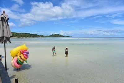 サムイ島 カーサ デ マールのビーチ11