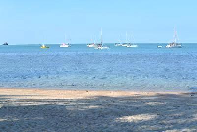 サムイ島のチョンモンビーチ11