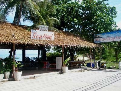 サムイ島フワタノンのビーチ8