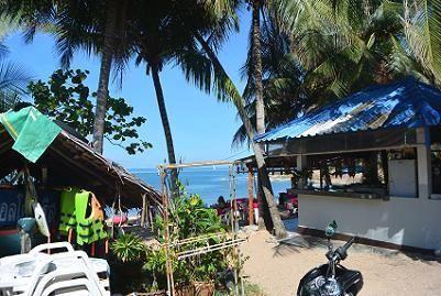 サムイ島のコーラルビーチ01