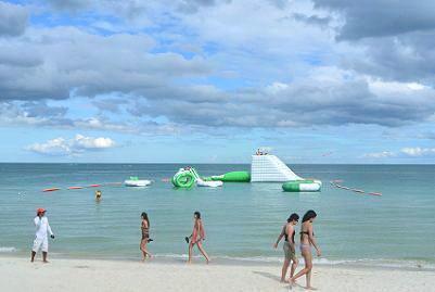 サムイ島のチャウエンビーチ03