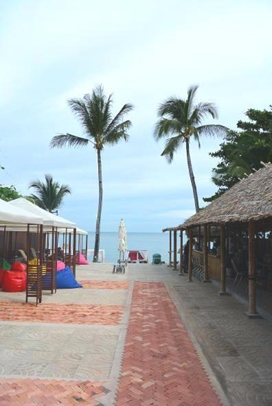 サムイ島のビーチクラブ5