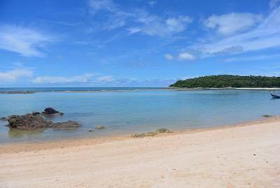 サムイ島のマトラン島周辺のビーチ10