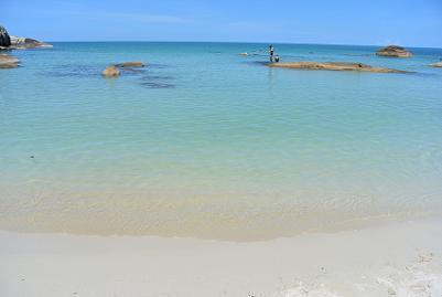 サムイ島のクリスタルビーチ10